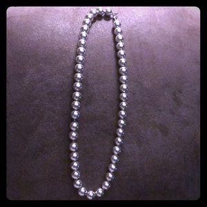 Tiffany's Bead necklace
